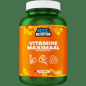 vitamine maximaal 90 tabs